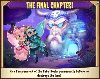 Castleville A Fairy Epic Conclusion Quests