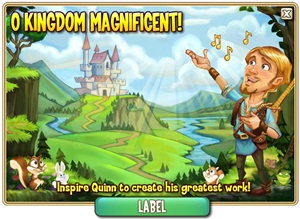 Castleville O Kingdom Magnificent Quest