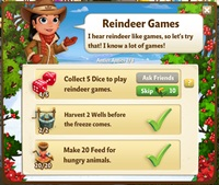 Farmville 2 Antlers Antic