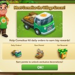 Farmville 2 Meet Cornelius Quest Guide