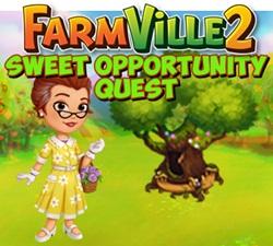 Farmville 2 Sweet Opportunity