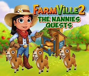 Farmville 2 The Nannies Quest Guide