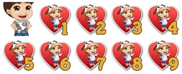 Farmville Love at First Glance Quests