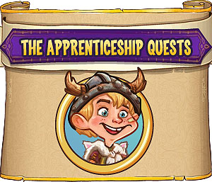 Castleville Apprenticeship Quests