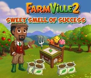 Farmville 2 Sweet Smell of Success Quest