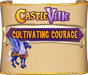 Castleville Cultivating Courage Quests