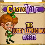 Castleville The Lucky Leprechaun Quest Guide