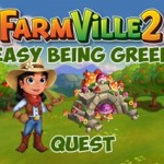 Farmville 2 Easy Being Green Quest Guide