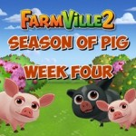 Farmville 2 Seasons of Pig Fourth Week