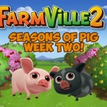 Farmville 2 Seasons of Pig Second Week Guide