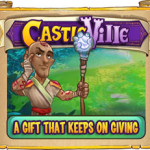 Castleville A Gift that Keeps on Giving Quest Guide