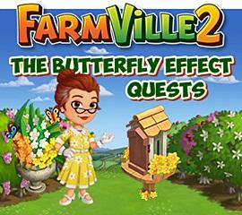 Farmville 2 The Butterfly Effect