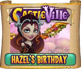 Castleville Hazel's Birthday Quests