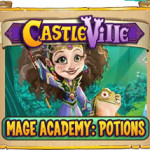 Castleville Mage Academy: Potions Quests Guide