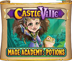 Castleville Mage Academy Potions Quests