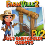 Farmville 2 Get Buffaloed! Quests Guide