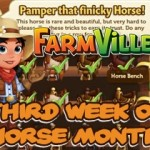 Farmville 2 Third Week of Horse Month Quests Guide
