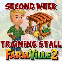 Farmville 2 Seconde Week Training Stall