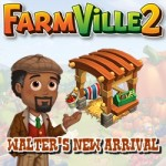 Farmville 2 Walter's New Arrival Quests Guide