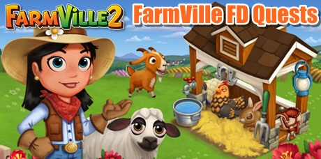 Farmville 2 FarmVille FD Quests