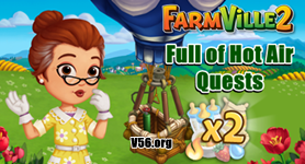 Farmville 2 Full of Hot Air Quests