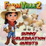 Farmville 2 Sunny Celebration Quests Guide