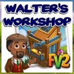 Farmville 2 Walter's Workshop Quest Guide