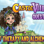 Castleville Of Therapy and Alchemy Quests Guide