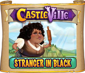 Castleville Stranger in Black