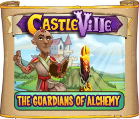 Castleville The Guardians of Alchemy