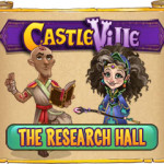 Castleville The Research Hall Quests Guide