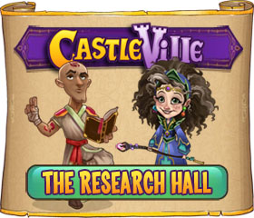 Castleville The Research Hall Quests