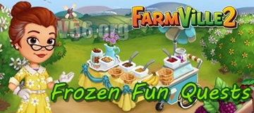 Farmville 2 Frozen Fun