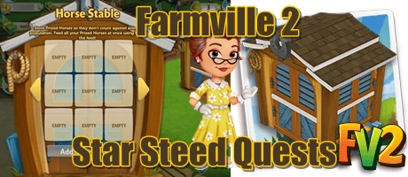 Farmville 2 Star Steed Quests