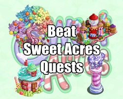 Farmville Beat Sweet Acres