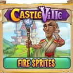 Castleville Fire Sprites Quests Guide