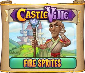 Castleville Fire Sprites Quests