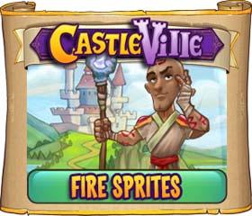 Castleville Fire Sprites