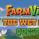 Farmville 2 The Wet Stuff Quests Guide