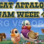 Farmville 2 The Great Appaloosa Logjam 4th Week Quests Guide