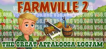 Farmville 2 The Great Appaloosa Logjam