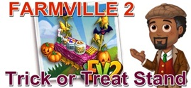 Farmville 2 Trick of Treat Stands