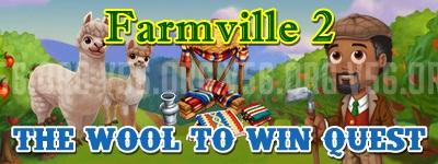 Farmville 2 Wool to Win