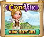 Castleville Clingy Creepy Vines