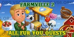 Farmville 2 All Fur You Quests