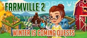 Farmville 2 Winter is Coming Quest