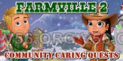 Farmville 2 Community Caring