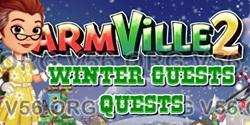 Farmville 2 Winter Guests