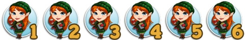 Farmville Holiday Lights Quests