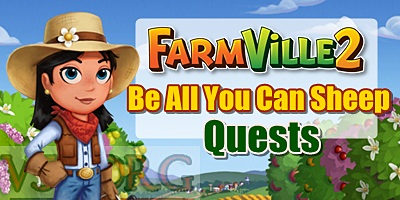 Farmville 2 Be All You Can Sheep